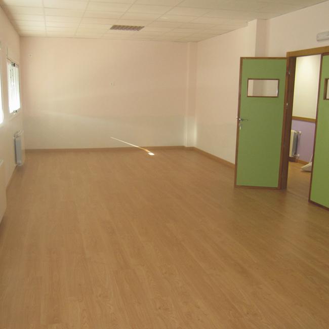 Colegio en Segura de la Sierra