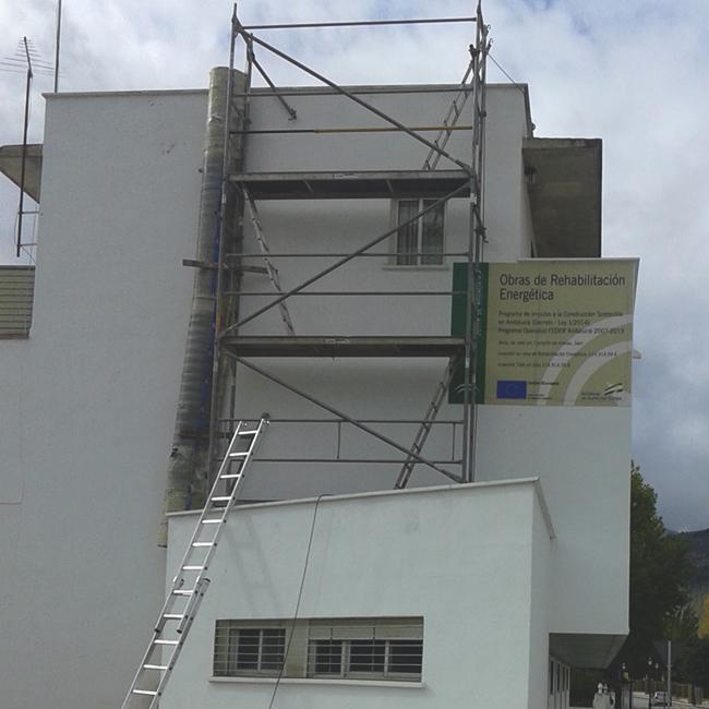 Agencia de Vivienda y Rehabilitación de Andalucía, CAMPILLO