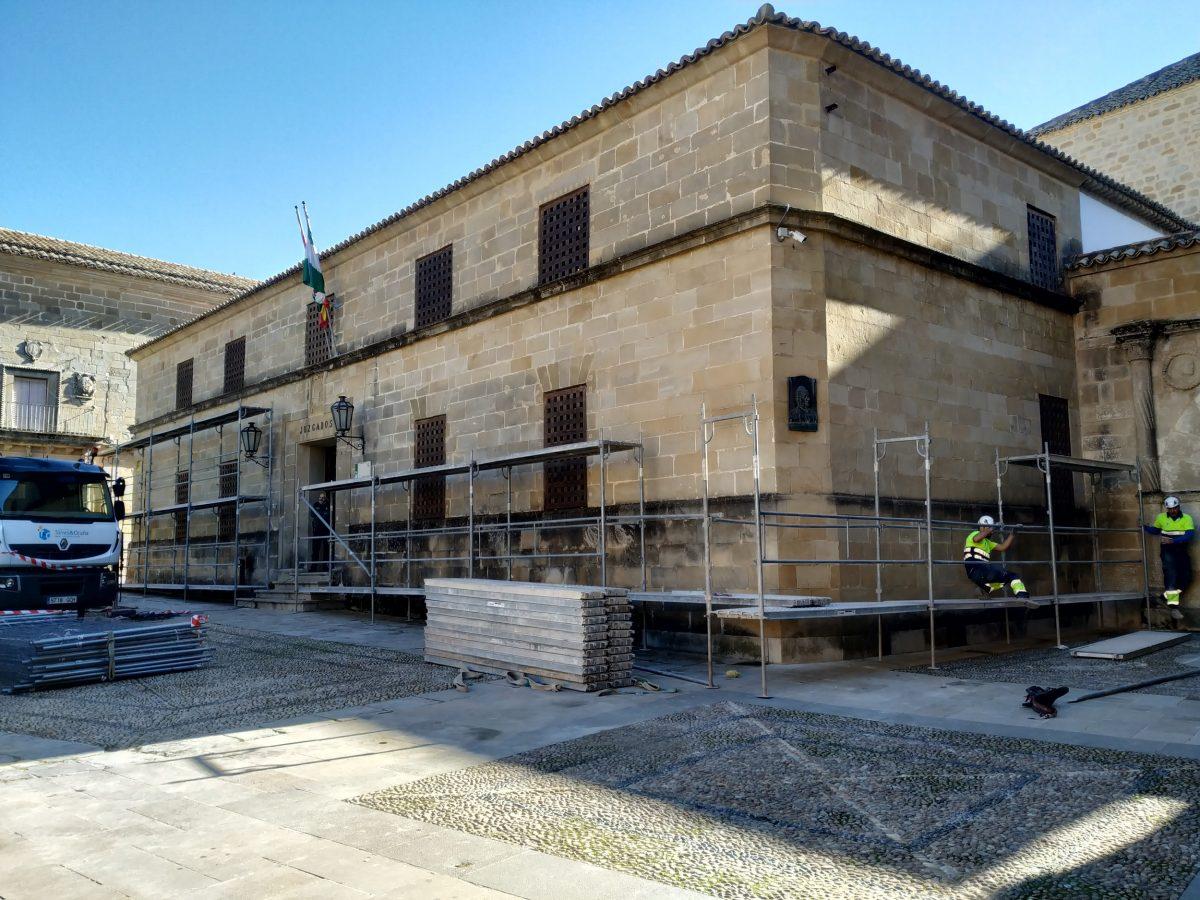 casas de nueva construcción en Jaén