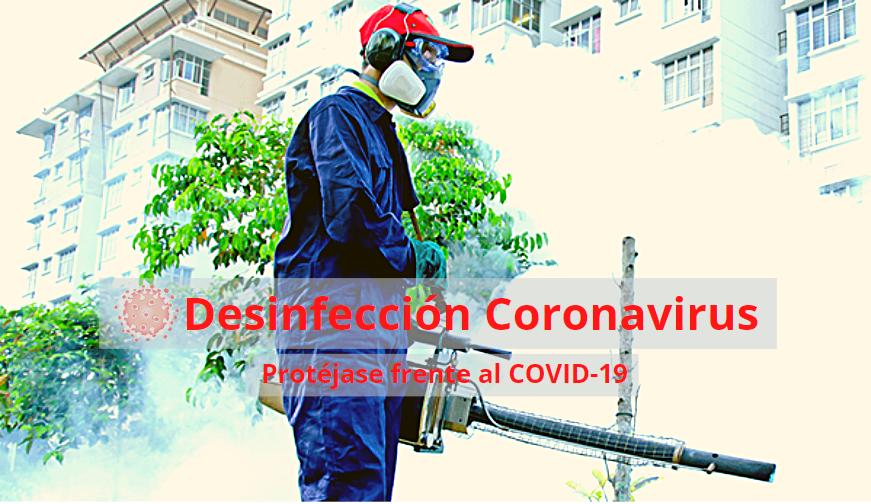 desinfeccion covid