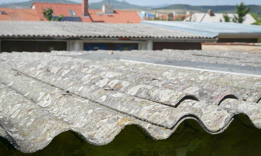 tejado amianto